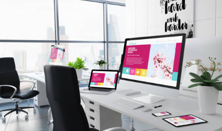Top Modern Website Design Trends for 2019